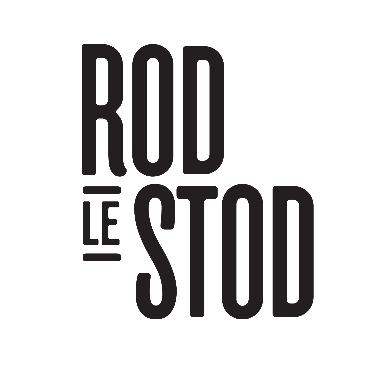 Site officiel de Rod le Stod Logo